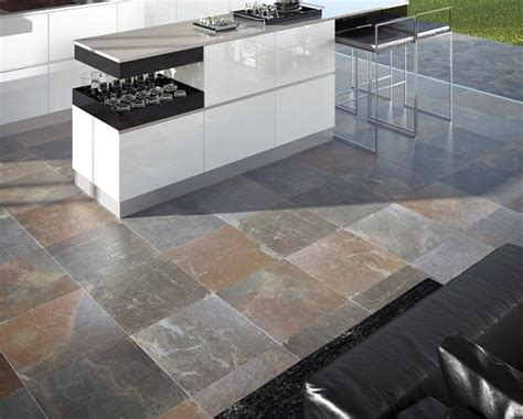 Design For Outdoor Slate Tile Ideas Slate Tiles Outdoor Floor For Contemporary Outdoor Kitchen Flooring Flooring Ideas Floor