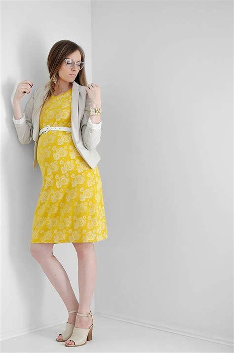 yellow maternity bridesmaid dress dress handmade belt