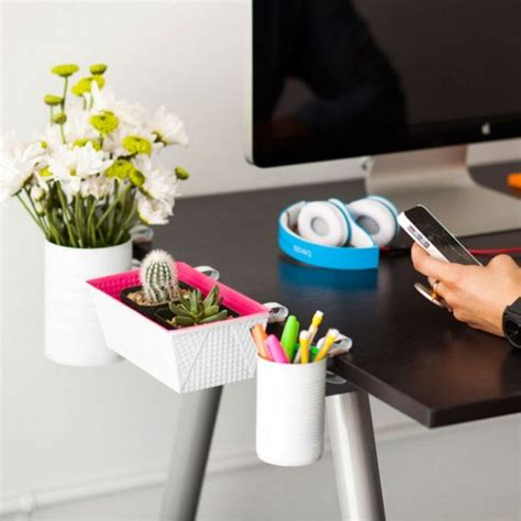 Desk Organizers Ideas 31 Helpful Tips And Diy Ideas For Quality Office Organisation