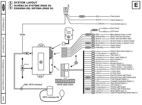 auto mobile wiring diagram for remote free