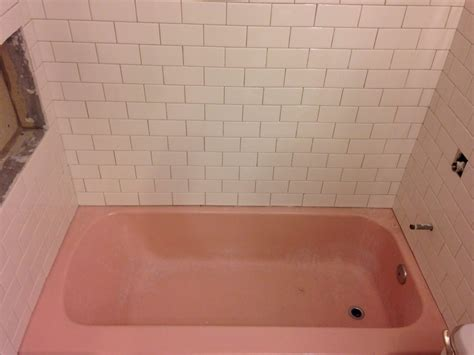 bathtub refinishing hollywood fl this was the ugly pink tub before george refinished it yelp