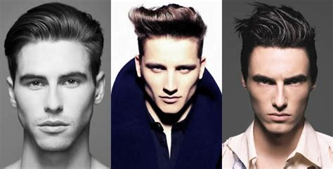 mens hairstyle for diamond face shape the right haircut for your face shape fashionbeans