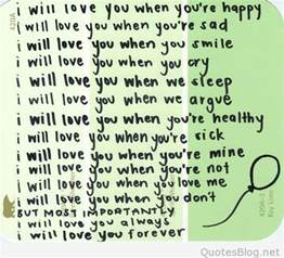 I Love You Sweetheart Quotes by Love Quotes Quotesblog Net