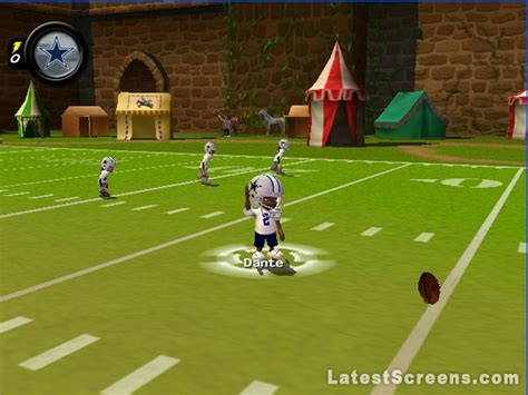 backyard football gameplay all backyard football 2009 screenshots for nintendo ds pc