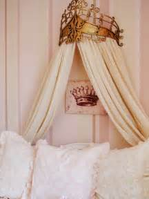 Bed Crown Canopy Ideas My Shabby Chateau Bed Crowns