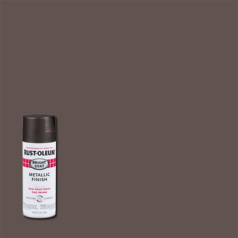 home depot spray paint bronze rust oleum stops rust 11 oz protective enamel bright coat