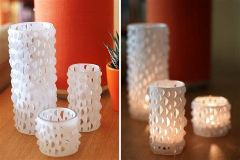 Bottle Cover Motif Natal by 25 Beautiful Candle Holders You Can Diy Brit Co