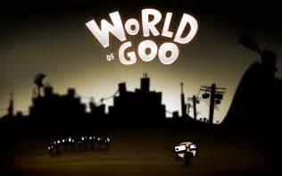 Goo by Limbo World Of Goo And Indie Gaming Acrylo