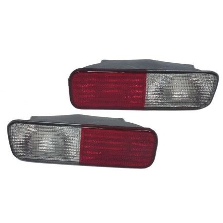 2004 land rover discovery rear bumper buy land rover discovery 2 2003 2004 rear bumper lights