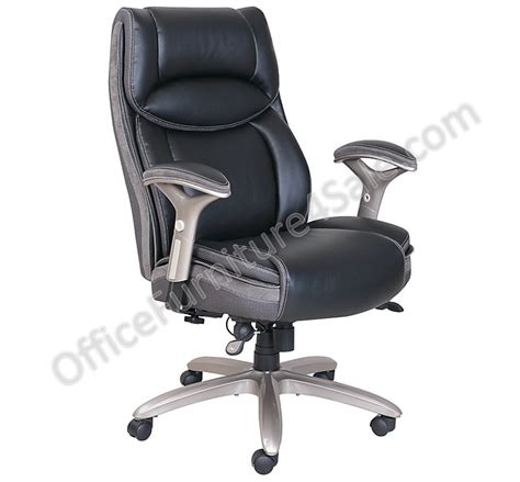 furniture office chairs serta outlet smart layers task big and chair black slate sku 304574