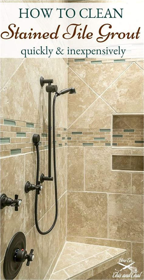 Nettoyer Les Joints De 4889 by 1000 Ideas About Tile Grout On Grout
