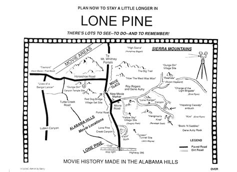lone pine california map locations lone pine message board tripadvisor