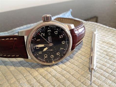 Oris Big Crown Pointer Date oris big crown small second pointer date uhrforum