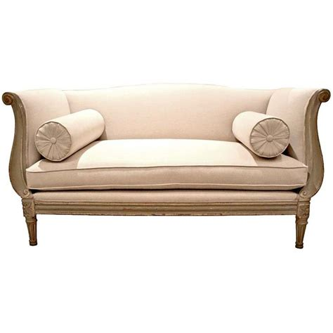loveseat settee upholstered an 18th c french rococo neoclassical transitional settee