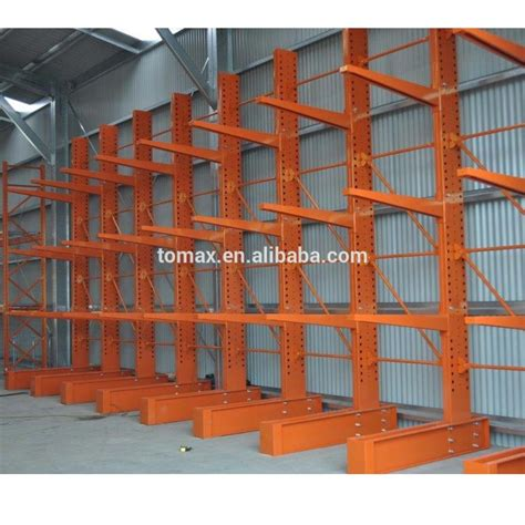 Racking System Warehouse by Alibaba China Warehouse Cantilever Racking System Pipe