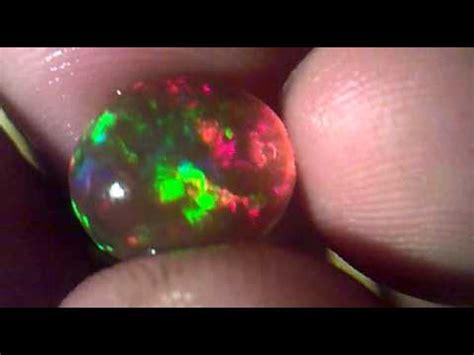 Kalimaya Cristal Origin Banten play matrix opal coral opal origin banten