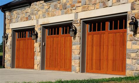 Real Carriage Garage Doors Real Wood Carriage House Garage Doors Buford Carriage Garage Doors