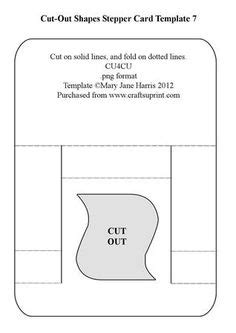 book shaped card template open book card template 2 on craftsuprint designed by