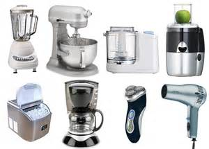 small kitchen appliance domestic electrical goods heqs project
