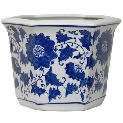 Blue And White Ginger Jars And Vases Antique Chinese Porcelain Planter Buying Guide Ebay