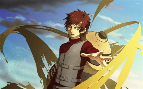 wallpaper background anime naruto gaara naruto 2 wallpaper anime wallpapers 30304