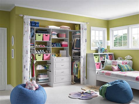 kids closet design within reach decoist