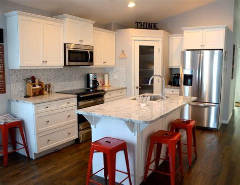white thermofoil kitchen cabinets white thermofoil kitchen traditional kitchen calgary by design kitchens countertops
