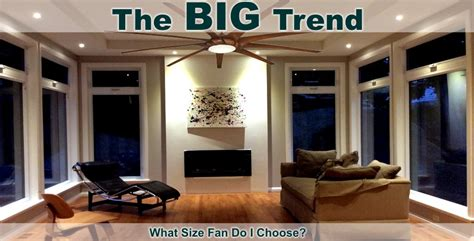 Big Living Room Fan Large Ceiling Fans From Hansen Wholesale