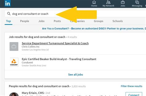 Search For On Linkedin Take Command Of The New Linkedin User Interface With