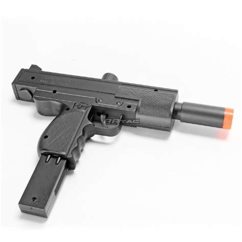 Airsoft Gun M36 bbtac m36 smg s airsoft gun with silencer muzzle 250 fps with 18 clip magazine