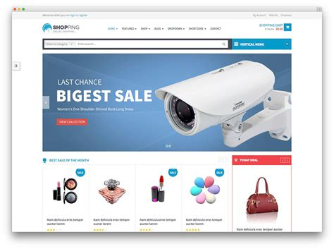 wordpress themes hardware store 38 best woocommerce wordpress themes to build awesome