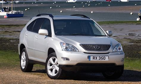 lexus rx 2003 lexus rx estate review 2003 2009 parkers