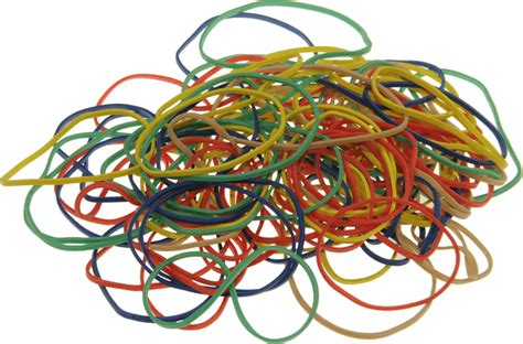 colored rubber bands stationery rubber bands many in stock sizes colors