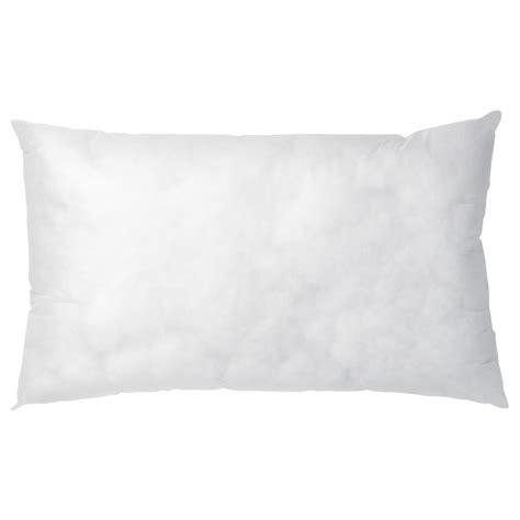 ikea carpet pad inner cushion pad white 40x65 cm ikea