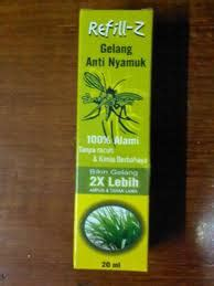 Gelang Anti Nyamuk Refill distributor agen for mukzlock refill z isi