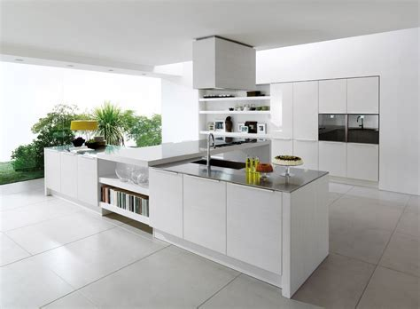 Pictures of Modern Kitchens: Creating Beautiful and Clean