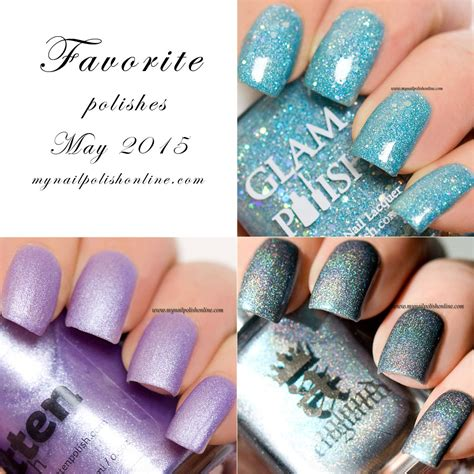 nail colors for may 2015 roundup for may 2015 my nail polish online