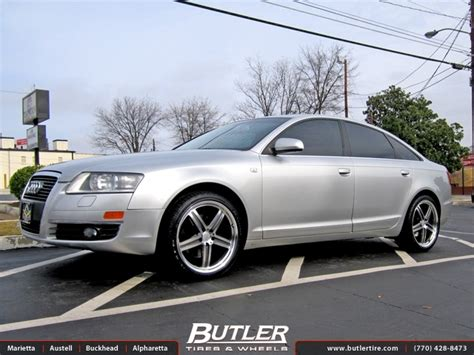 Audi Service Mannheim by Audi A6 With 19in Mandrus Mannheim Wheels Exclusively From