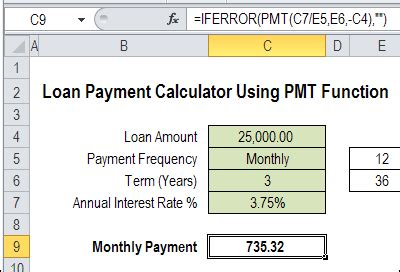 housing loan installment calculator loan payment calculator loan payment