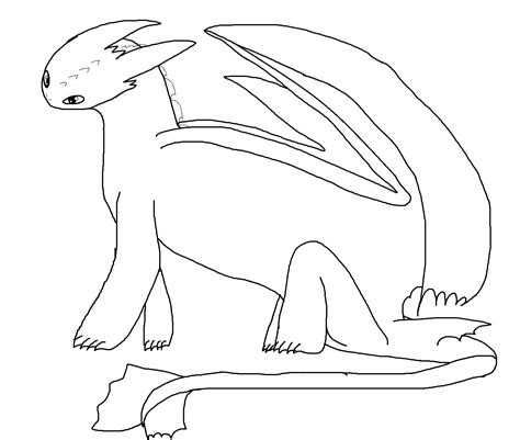 night fury coloring pages coloring pages