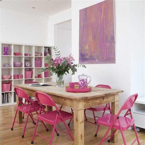 Pink Dining Room by Pink Dining Room Dining Room Designs Dining Room