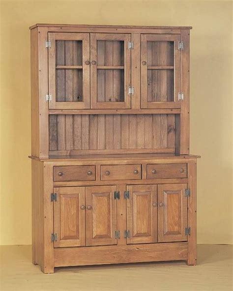 amish cottage farmhouse hutch dining room china cabinet amish pine wood farmhouse hutch