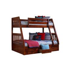 Dallan Twin Over Full Bunk Bed Black Full Bunk Beds And Dallan Bunk Bed