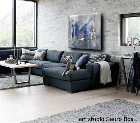 quadro per soggiorno quadro astratto per soggiorno 100x100x4 sauro bos