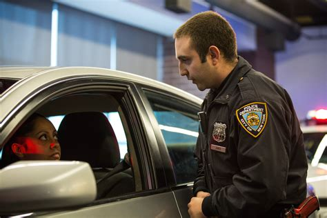 Officer During Traffic Stop by Cameras Could Revolutionize Policing In America