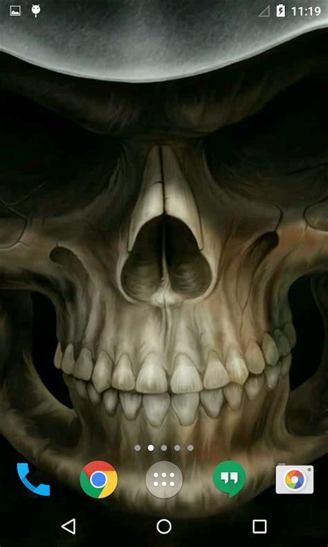 skull   wallpaper android apps  google play