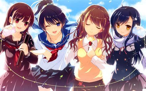 imagenes en 4k anime 50 wallpapers 4k uhd anime chicas 2da parte im 225 genes