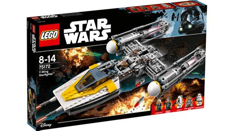 Lego 75172 Starwars Y Wing Starfighter 75172 Y Wing Starfighter Lego 174 Wars Produkte