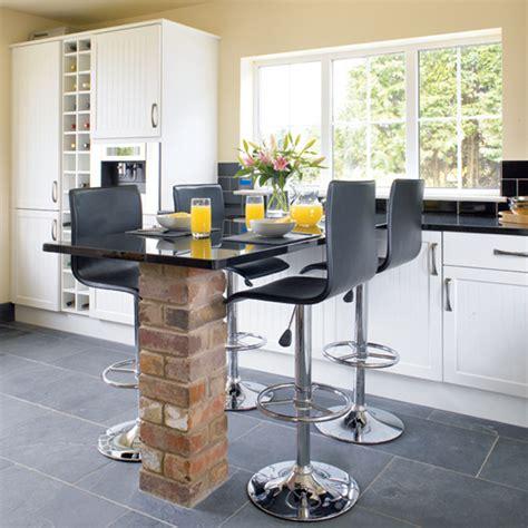 breakfast bar top ideas kitchen with stylish breakfast bar kitchen design