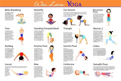 yoga poses and names for kids gli arcani supremi vox clamantis in deserto gothian